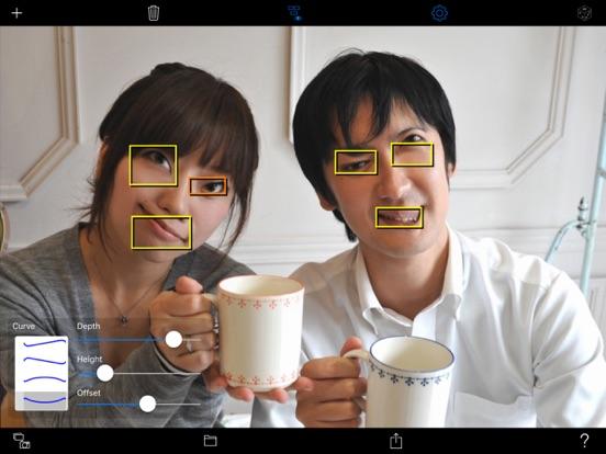 Facial expression changes screenshot 8