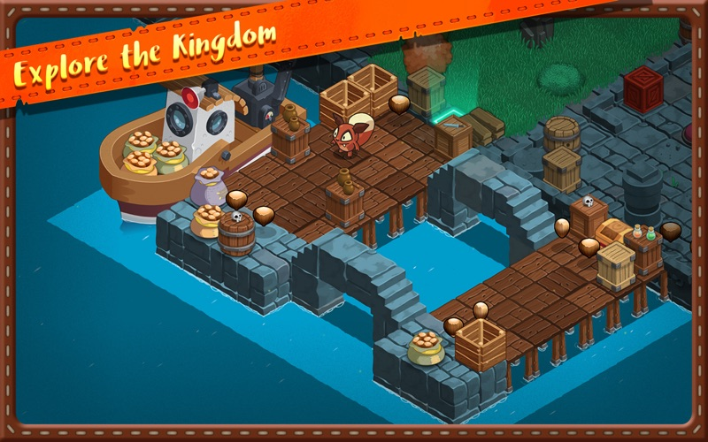 Red's Kingdom screenshot 4