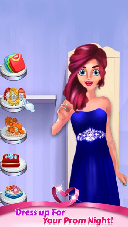 Prom Night Makeover - Love Games for girls screenshot-3
