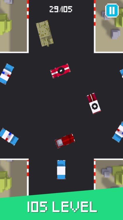 Hard Road - Don't Crash The Car On Pixel Highway 2 screenshot-3