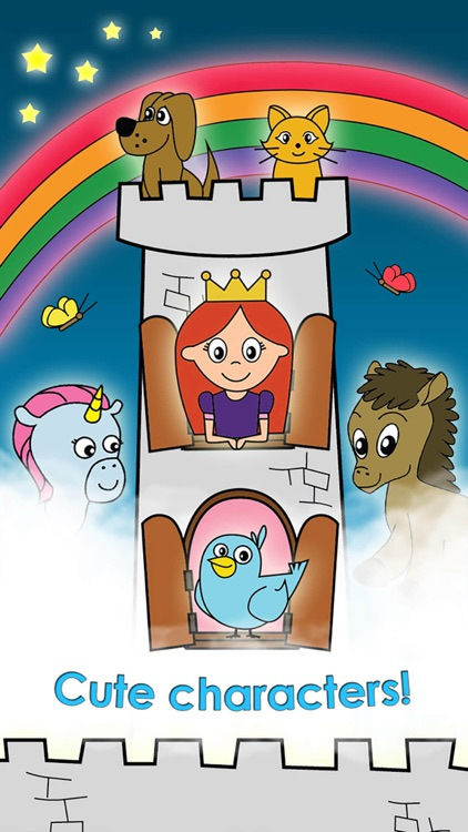 Princess Games for Girls Games Free Kids Puzzles screenshot-3