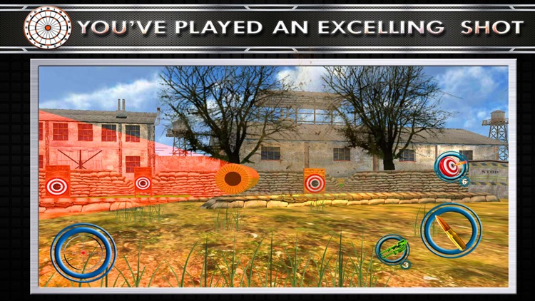 Military Target Shooting Simulator screenshot-3
