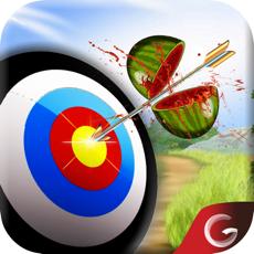Activities of World Archery Champions Shoot Apple