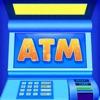 自动取款机 模拟器,金钱和信用卡