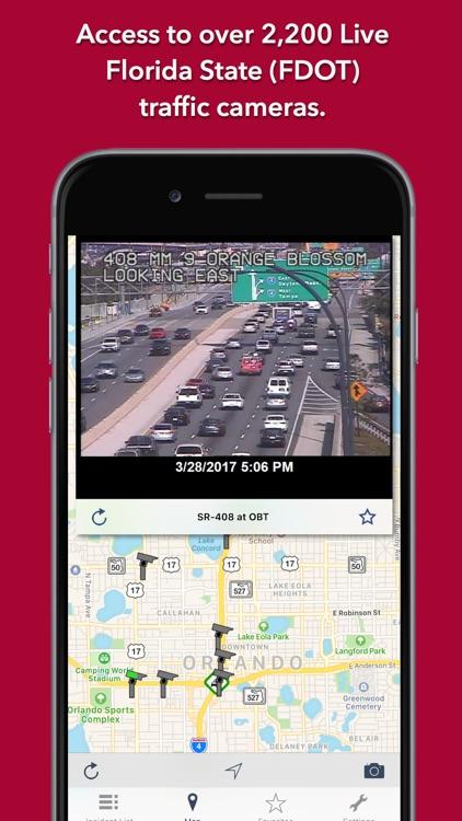 Florida Roads Traffic