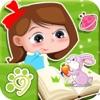 幼儿园宝宝学英语单词-普通话英语双语拖拖乐游戏