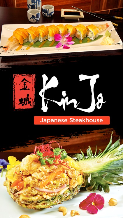 KinJo Japanese Steakhouse
