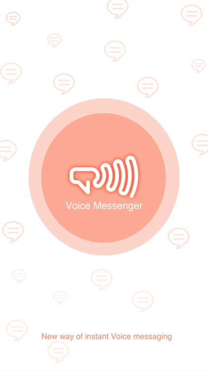Instant Voice Messenger
