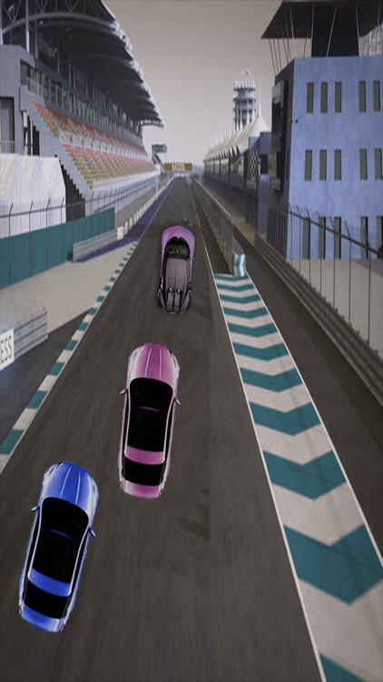 Traffic High Speed City Car Racing Simulator screenshot-3