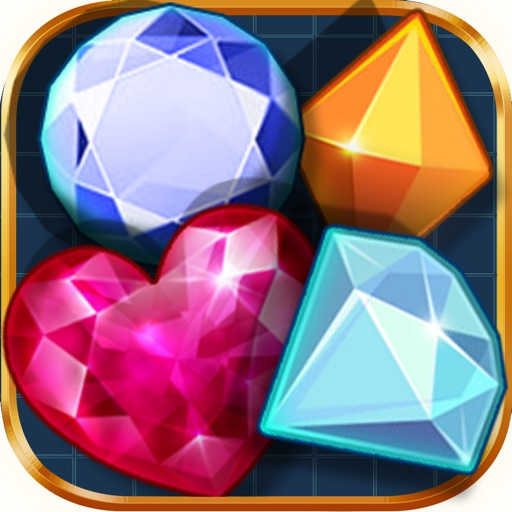 Jewel Mania - Treasure Hunt Match 3