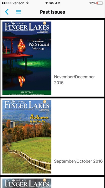 Life in the Finger Lakes Mag screenshot-3
