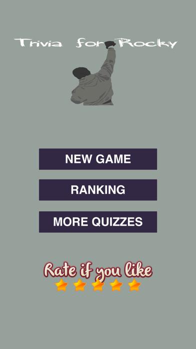 点击获取Trivia for Rocky - The Sports Drama Film Fan Quiz