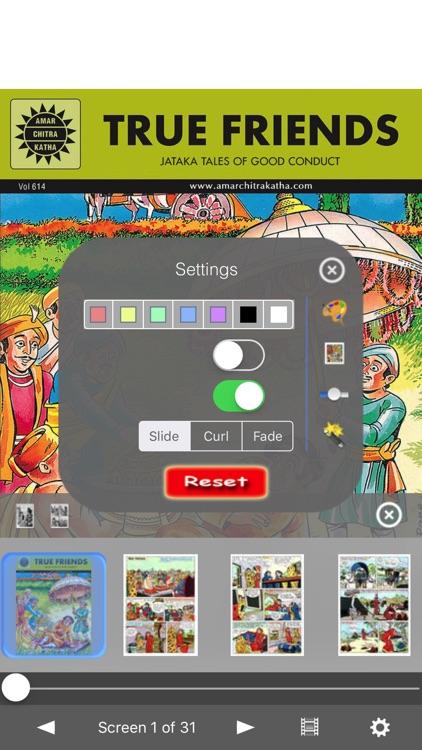 Jataka Tales Triple Digest 1- Amar Chitra Katha screenshot-3