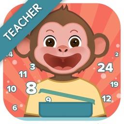 More 4 Monkey: Teacher Edition