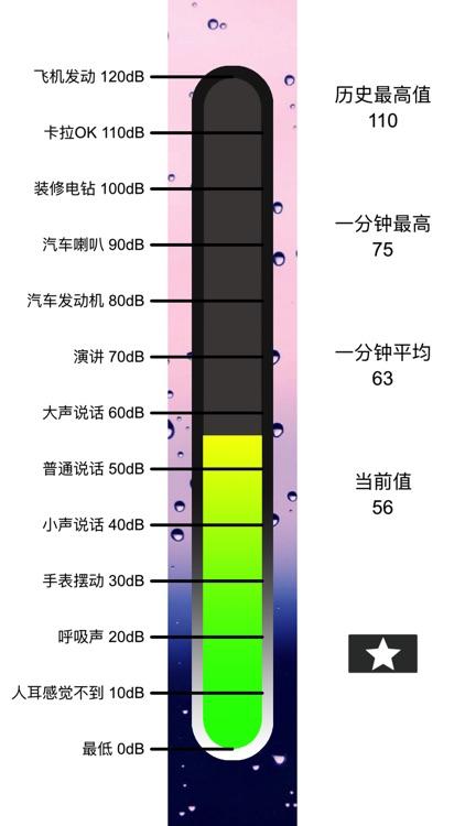 分贝测试仪 - 实用的噪音噪声分贝测量工具