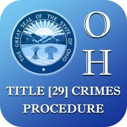 Ohio Crimes Procedure
