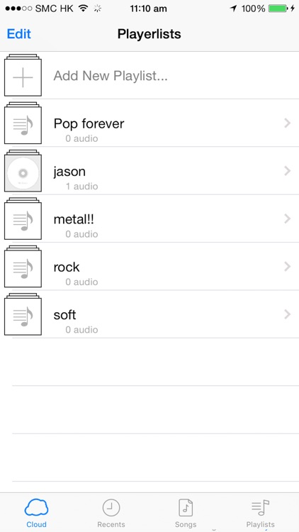 MusiCloud Pro - Music File Manager screenshot-4