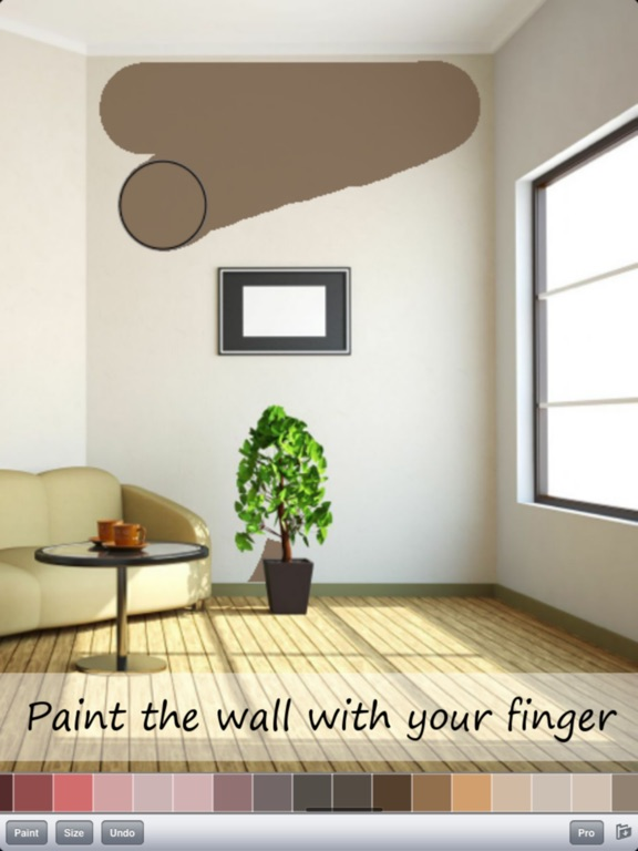 Paint my wall pro virtual room house painting app for App for painting walls