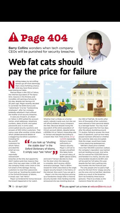 Web User Magazine screenshot-4