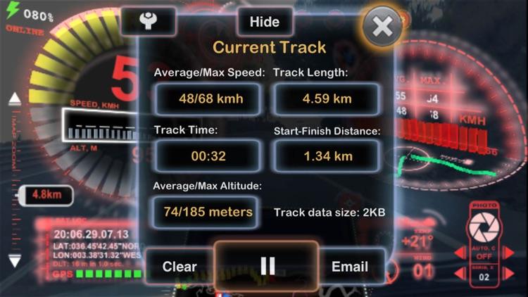 a.IRON HUD screenshot-3
