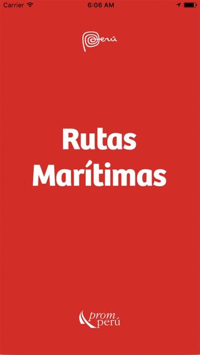 Rutas Marítimas app image