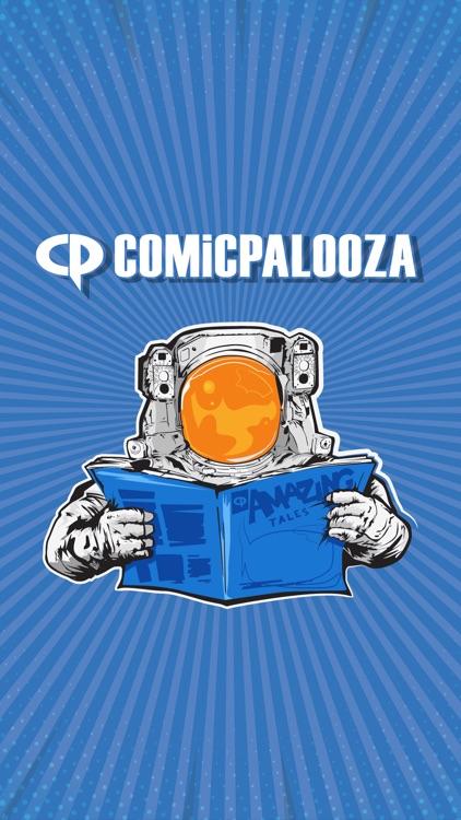 Comicpalooza 2017