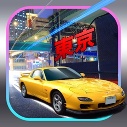 Tokyo Highway Racer 3D - Super High Speed Traffic Rivals Racing : FREE GAME.