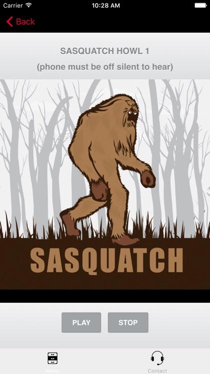 Sasquatch Calls screenshot-3