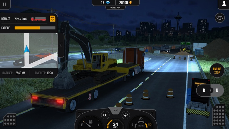 Truck Simulator PRO 2 screenshot-4