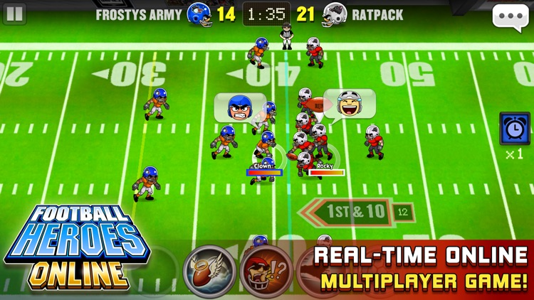 Football Heroes Online screenshot-1