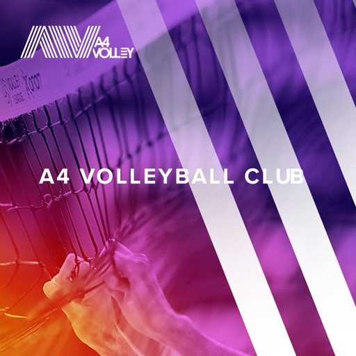A4 Volleyball
