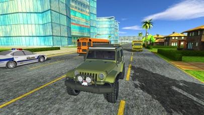 In Car VR Parking 2017 - Miami Edition Screenshot on iOS