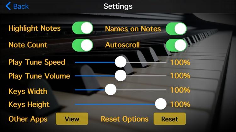 Piano Melody Pro screenshot-4