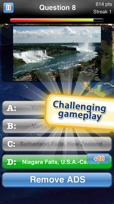 Geography Quiz Game 2017 – Multiplayer-1