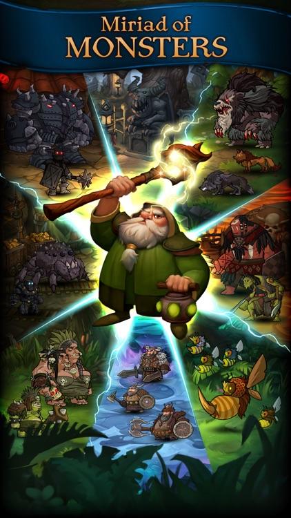 Tap Adventure - idle Game screenshot-4
