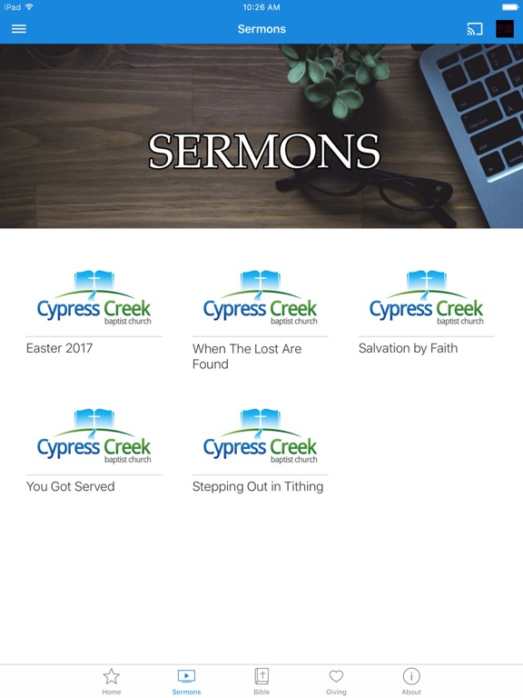 Cypress Creek Baptist Church screenshot 5
