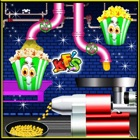 奶酪爆米花工厂 - 容易烹饪游戏 icon