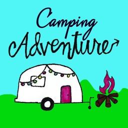 Erica Camping Adventure