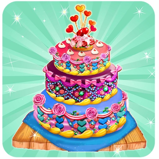 Realistic Wedding Cake Decor Games Cooking Girl