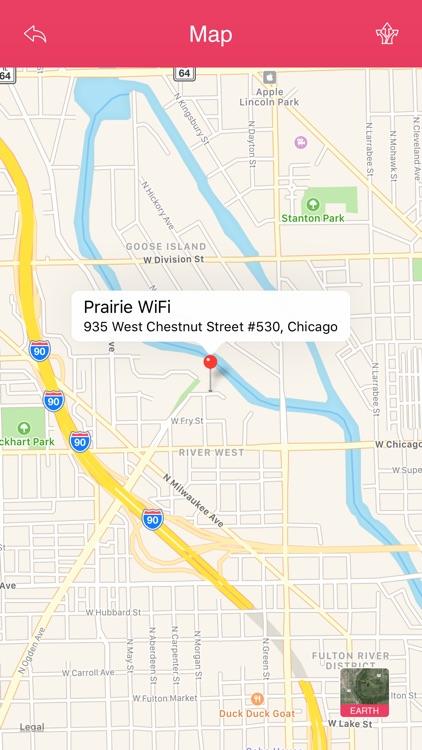 Chicago Wifi Hotspots screenshot-4