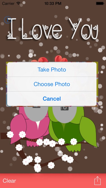 I Love You - Love Card Maker for Valentines Day screenshot-4