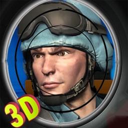 Commando Shooter:fps shooting games