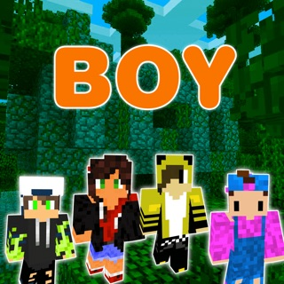 Girl Skins for Minecraft Pocket Edition-MCPE Skins on the App Store