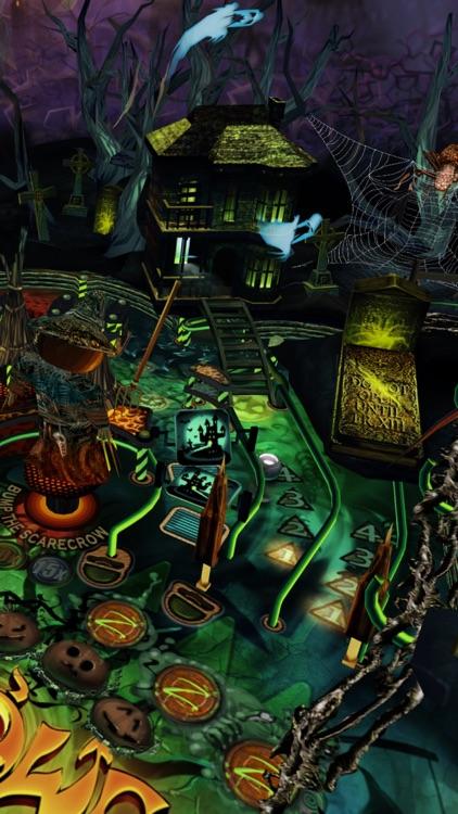 Halloween Pinball screenshot-3