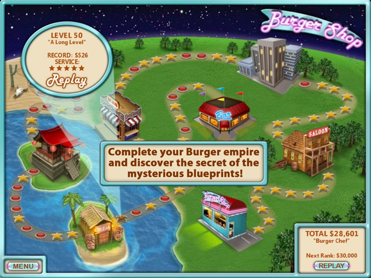 Burger Shop HD screenshot-3