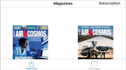 download Air&Cosmos apps 2