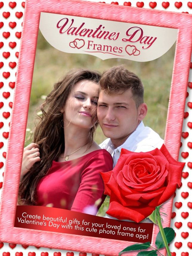 My Valentines Day Card Creator with HD Love Frames on the App Store
