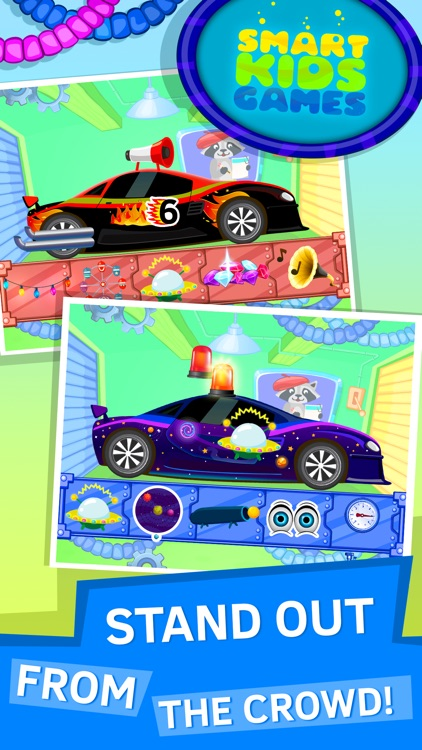 Car Detailing Games for Kids and Toddlers 2 screenshot-4