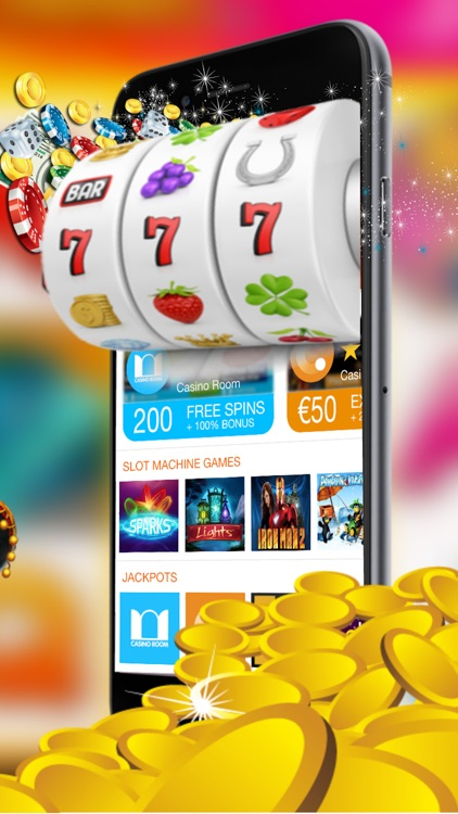 Free spins on mobile casino