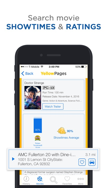 Yellow Pages screenshot-3